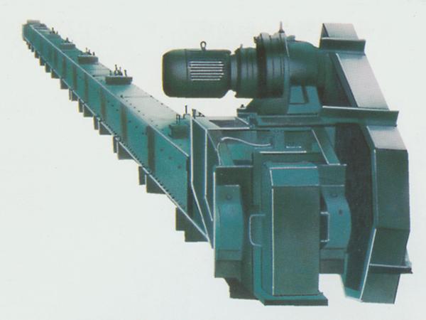 MS型埋刮板输送机